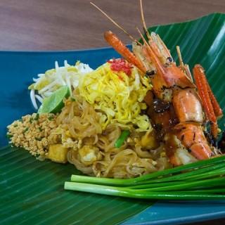 位于ชนะสงคราม的Aquatini Restaurant & Bar (ชนะสงคราม) | 曼谷