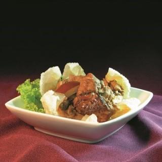 酥皮漢堡肉圓(每粒220g/40元) -   / 黑皮酥皮肉圓 (布袋鎮)|雲林/嘉義