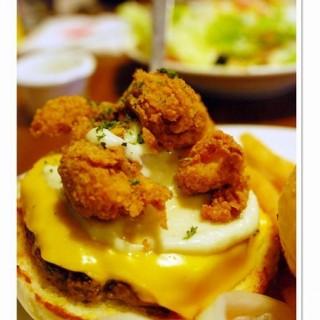位於大安區的Evans Burger (大安區) | 台北