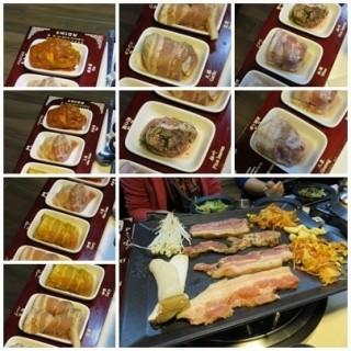 位于大安區的八色韓式烤肉 一號旗艦店 (大安區) | 台北