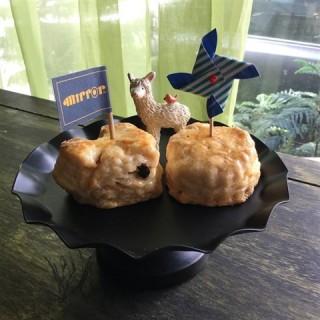 司康 -  dari Mirror Cafe (西區) di 西區 |Taichung