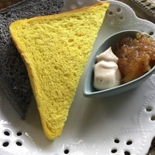 早午餐-五彩吐司 -  dari Mirror Cafe (西區) di 西區 |Taichung