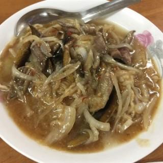 鱔魚意麵 - Wanhua District's 陳記台南口味鱔魚意麵 (Wanhua District)|Taipei